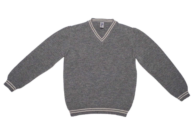 new style 58abf d0e93 Maglione in cashmere a V da bambino, anni 2 e 4